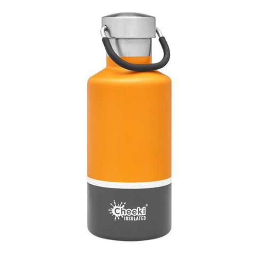 澳洲[Cheeki]經典保溫水瓶400ml / 4色 / 保冰 36 小時 / 保溫24小時《長毛象休閒旅遊名店》