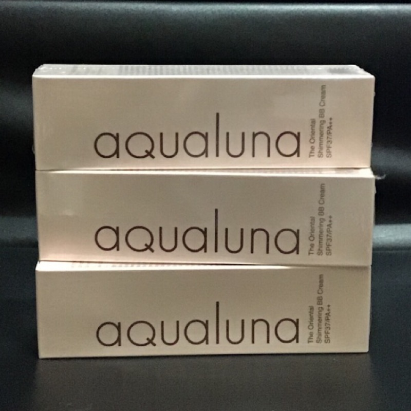 🎉 韓國超完美蜜光肌美麗霜第三代升級版/aqualuna超完美特潤晶璨粉底霜升級版 ✦SPF37PA++✦45ml