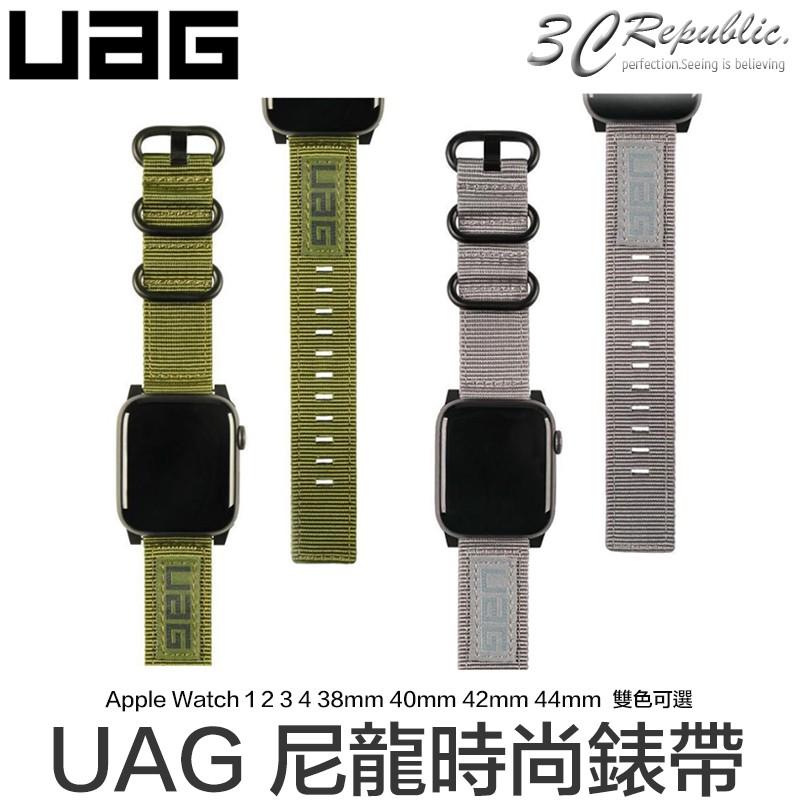 UAG Apple watch nato 38 40 42 44 mm 不鏽鋼 尼龍 腕帶 錶帶 替換帶 時尚錶帶