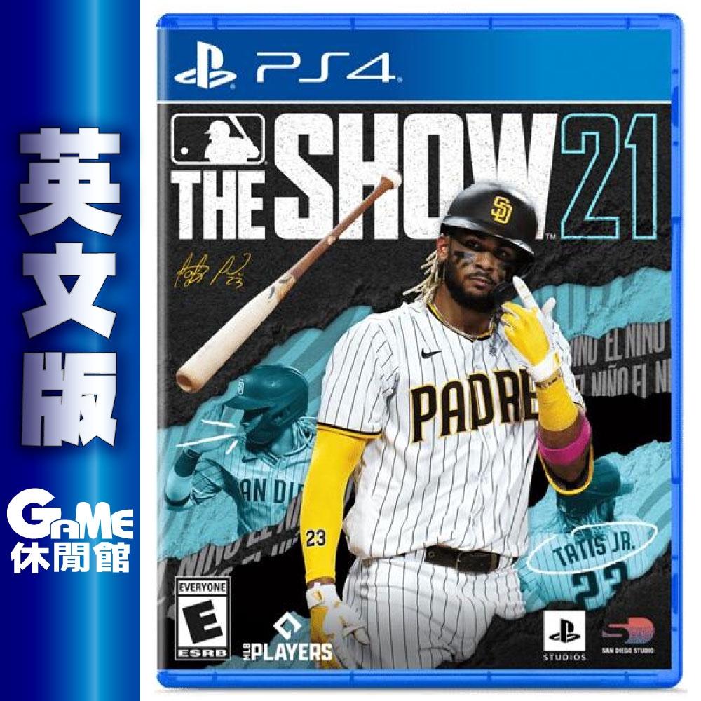 PS4 美國職棒大聯盟 21 MLB The Show 21(英文版) 【現貨】【GAME休閒館】