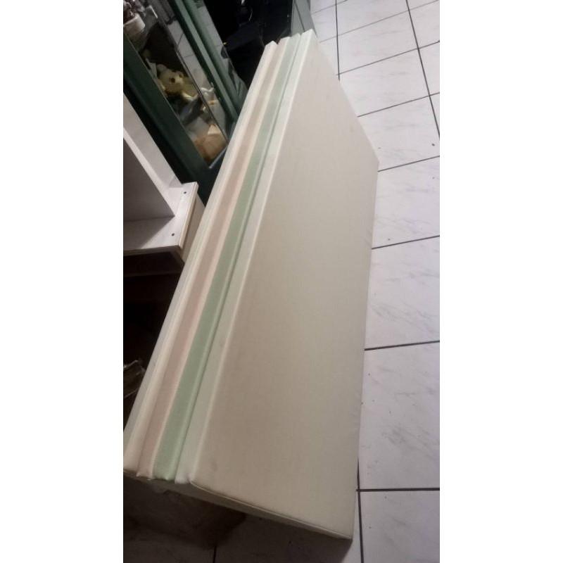 二手 Caraz寶寶摺疊(4折)遊戲地墊200×140