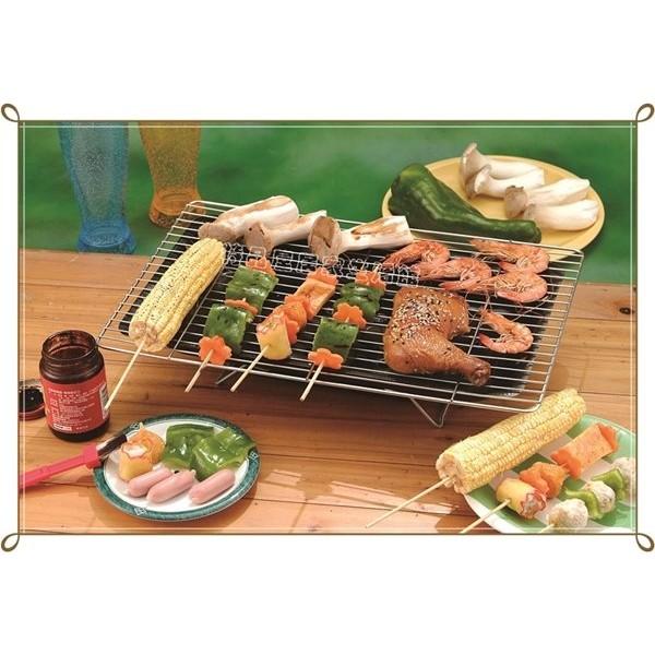 【特品屋】滿千免運 台灣製造 烤肉網 隙縫小 正304不鏽鋼SGS檢驗通過 無毒素烤的放心吃的安心 烤肉架 烤網 炊具架