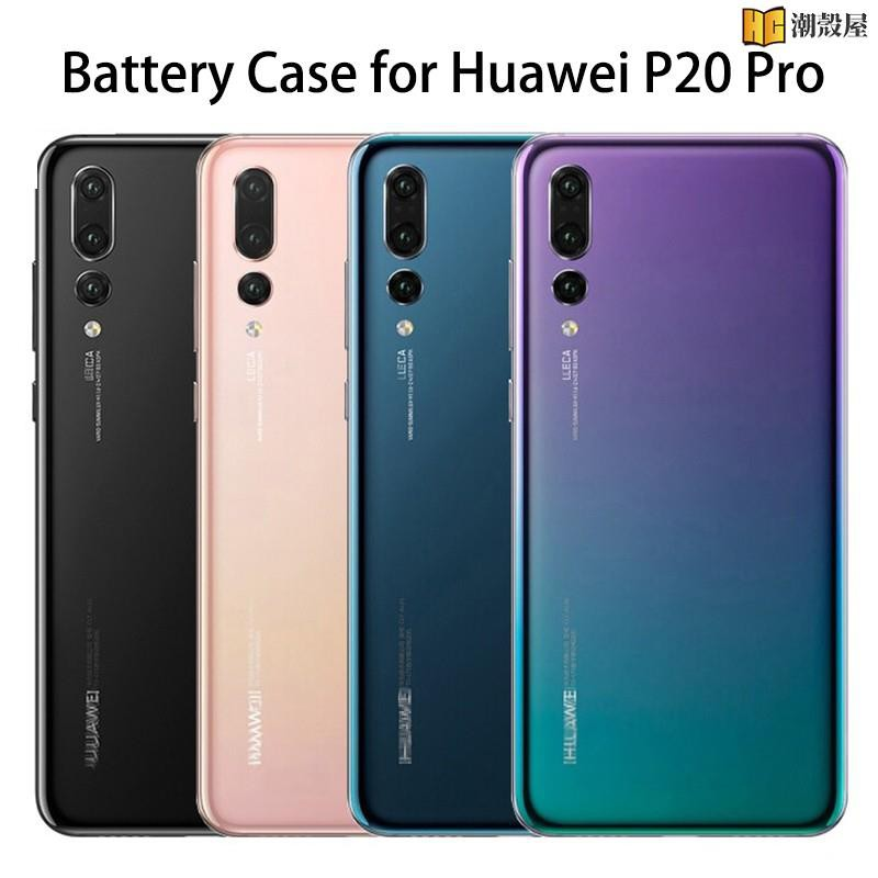 9.9特賣#原裝華為 P20 Pro 玻璃外殼蓋更換後門電池盒 P20 Pro 外殼蓋, 帶相機鏡頭