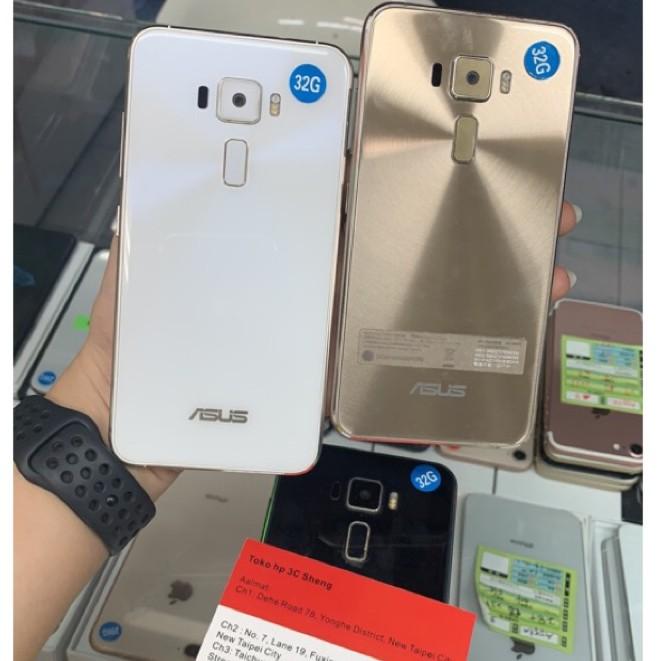 9成新 Asus ZenFone3 ZE520KL 5.2 吋 3+32G 台中 永和 實體店 超商取貨付款 二手機