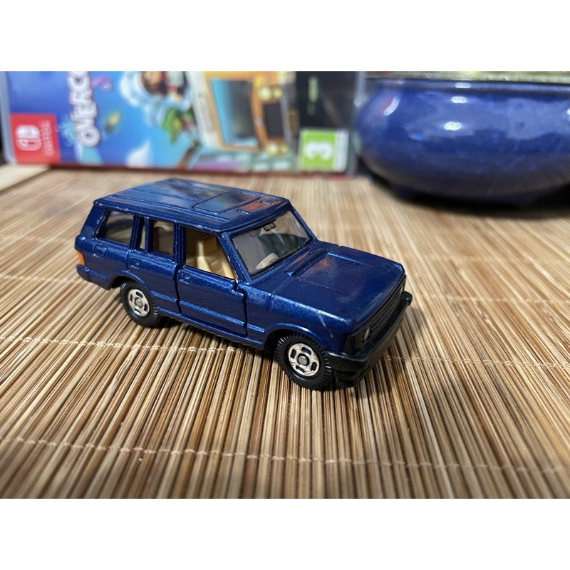 Tomica 紅標 No.54 Range Rover Type 無盒