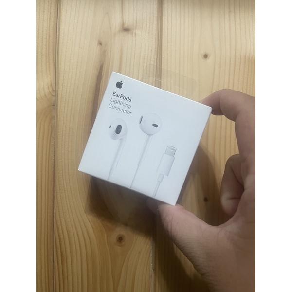 台灣現貨 全新 Apple原廠 EarPods Lightning耳機接頭 iPhone耳機 有線耳機 蘋果原廠耳機