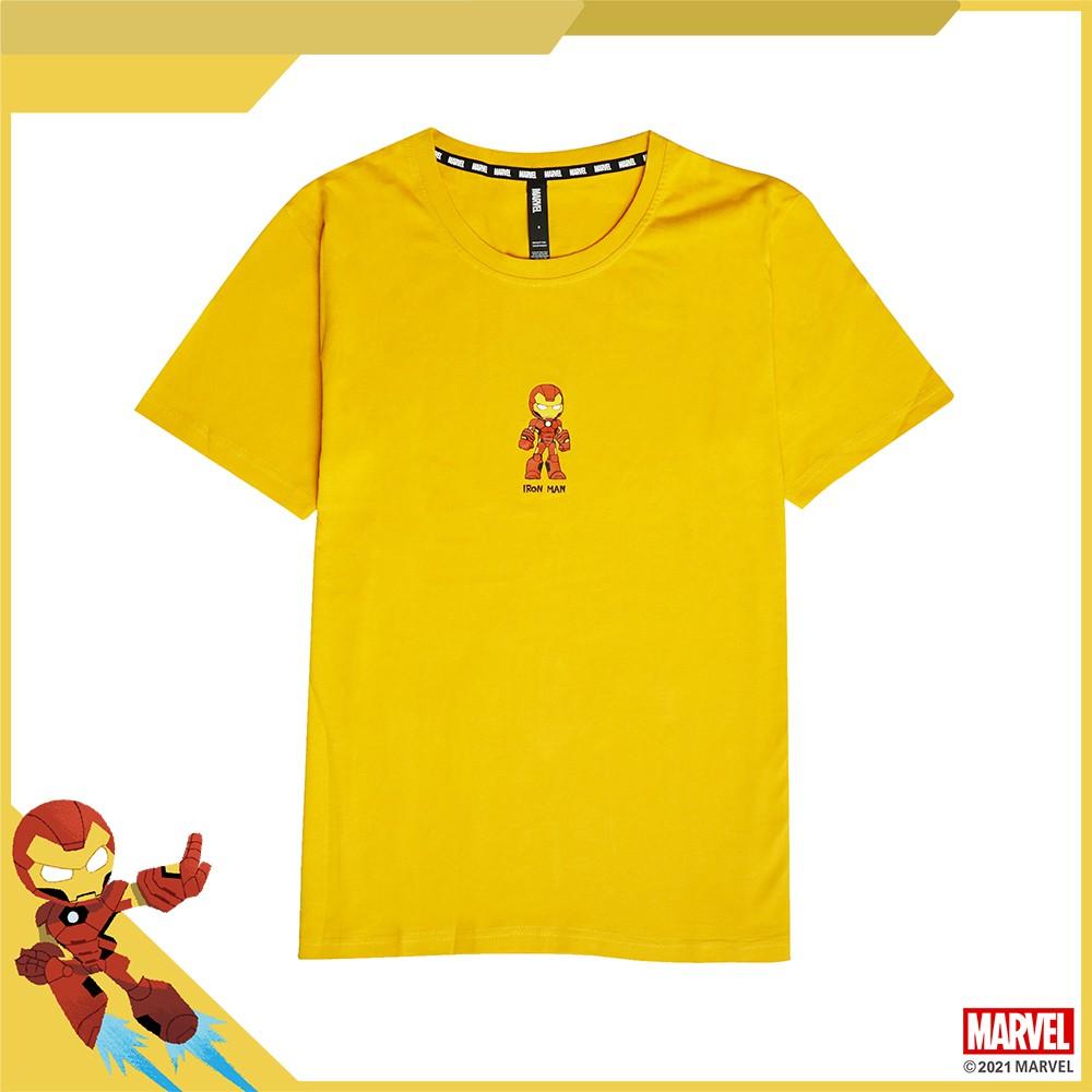 MARVEL漫威服飾 鋼鐵人運動短袖T恤 童裝