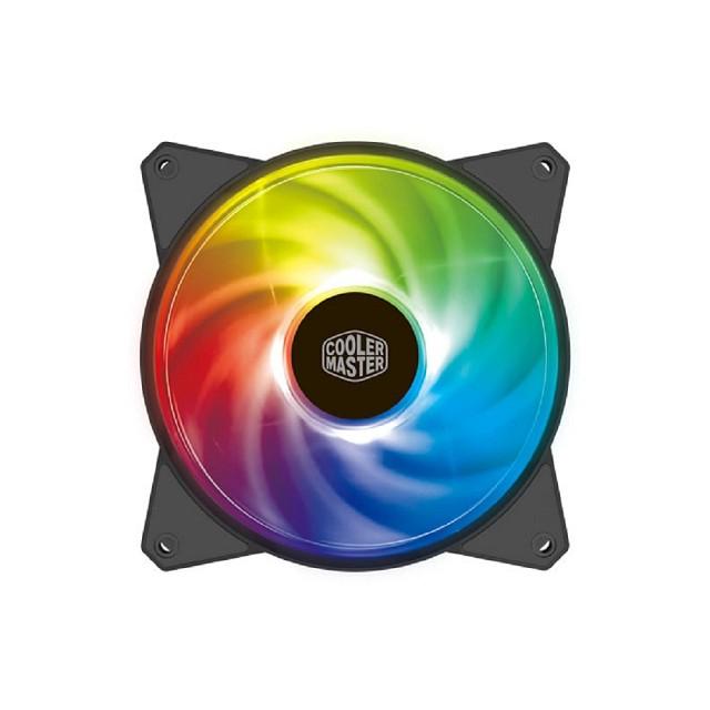 【清倉福利品特賣】酷碼 MasterFan MF120R ARGB 風扇 無盒裝 螺孔有鎖過