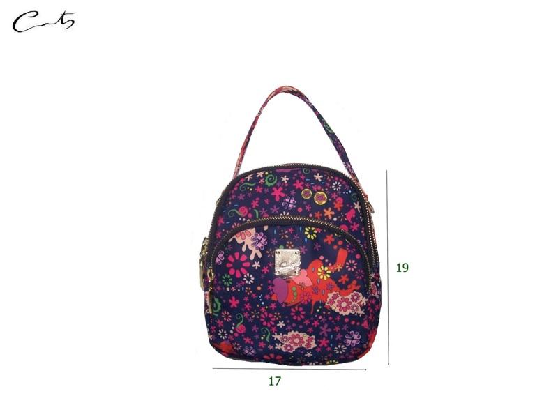 Bonnie 多功能後背包可背 可提 可後背小包