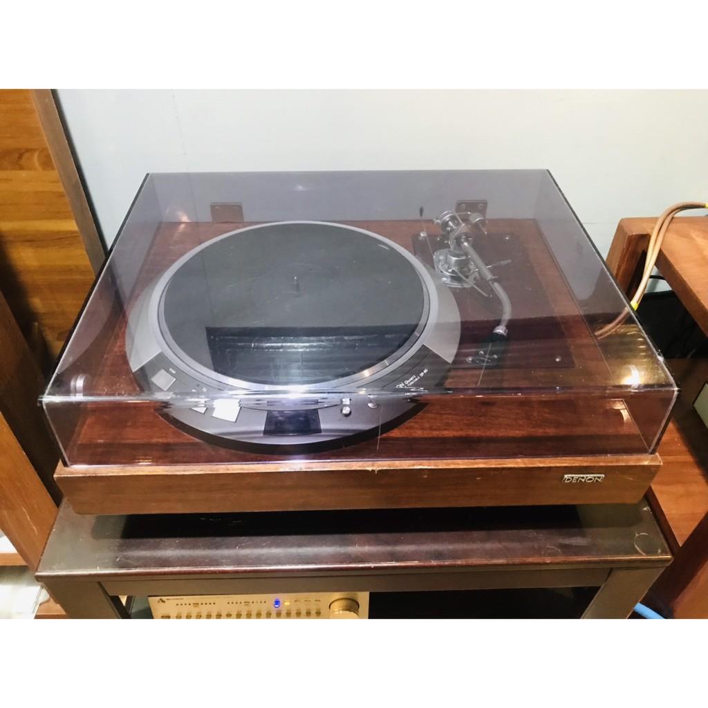 Denon DP 80 直驅唱盤+DK-300原裝盤座+ SME 3009R唱臂 分享價,入門首選。