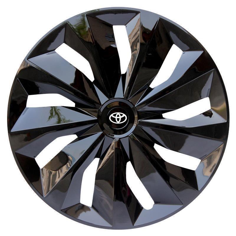 需要买四个豐田花冠威馳雅力士致炫雷凌輪轂罩蓋殼14/15寸鐵圈裝飾罩殼