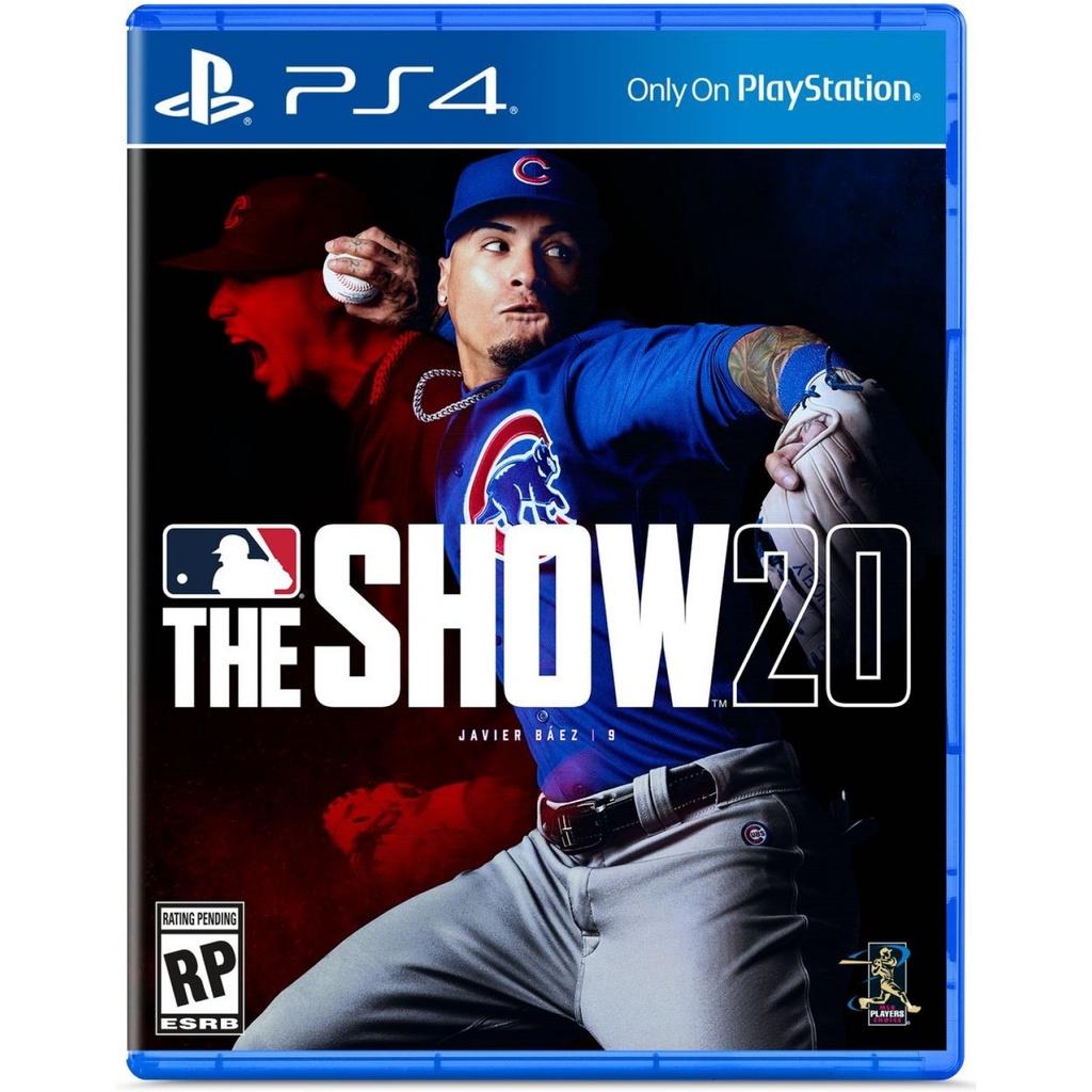 【前沿科技】PS4職棒大聯盟20美國職業棒球聯盟20 MLB THE SHOW 20英文
