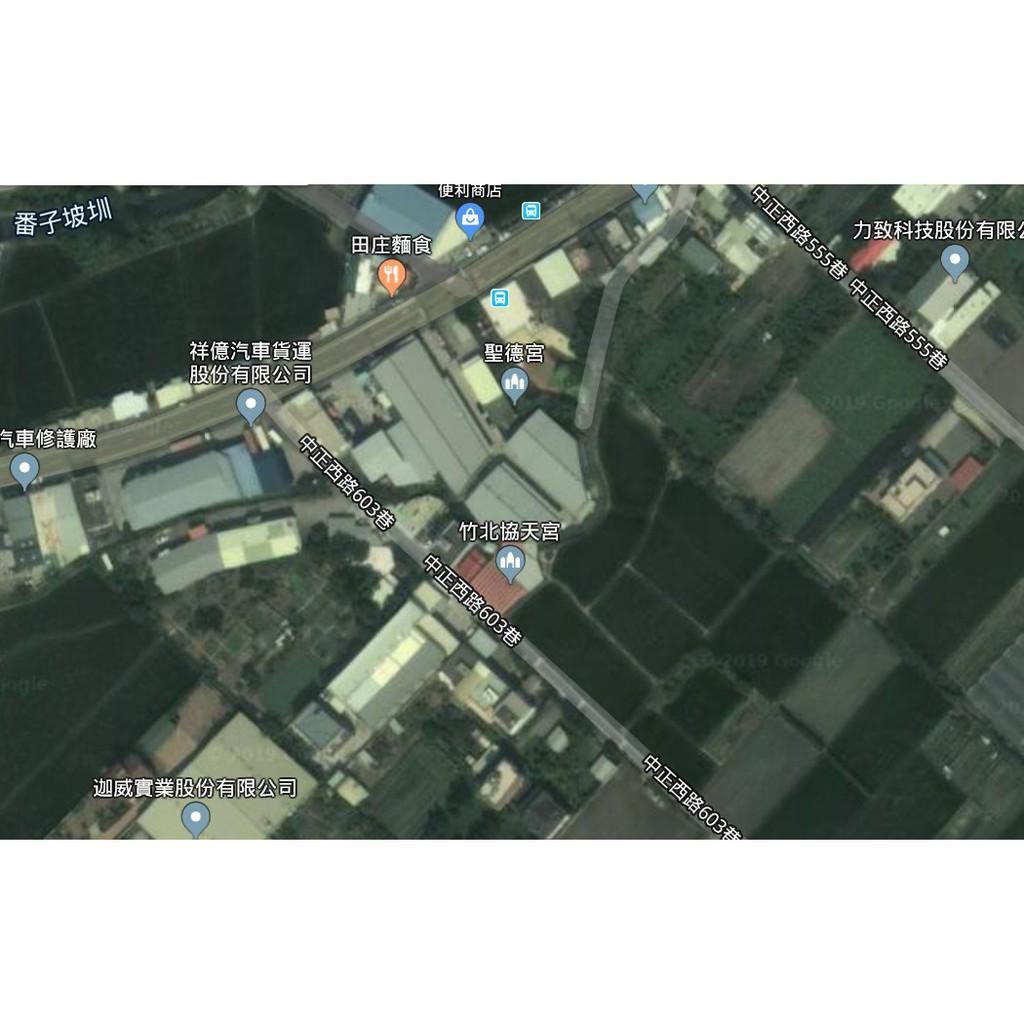 新竹縣竹北市 中正西路603巷  假日農夫 農地出租 市民農園 每坪每月50元