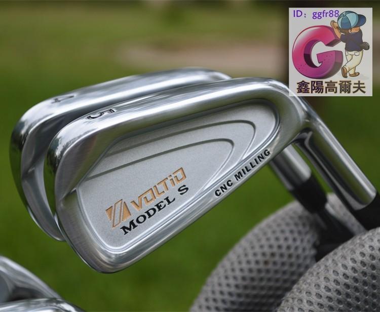 特價日本KATANA voltio model S高爾夫鐵桿組軟鐵鍛造高爾夫球桿