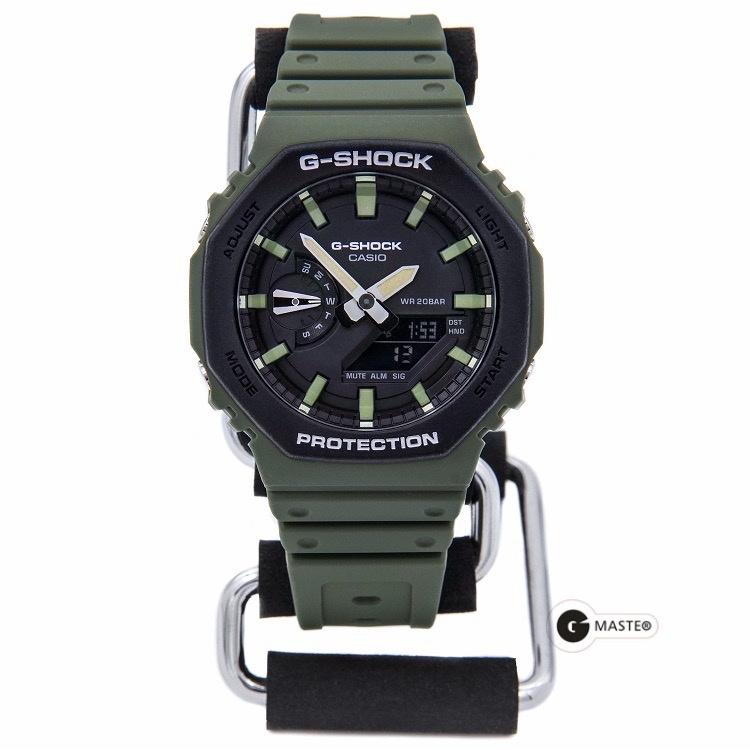 卡西歐G-SHOCK纖維電子錶款GA-2100SU/2000-1A/1A9/5/2100-1
