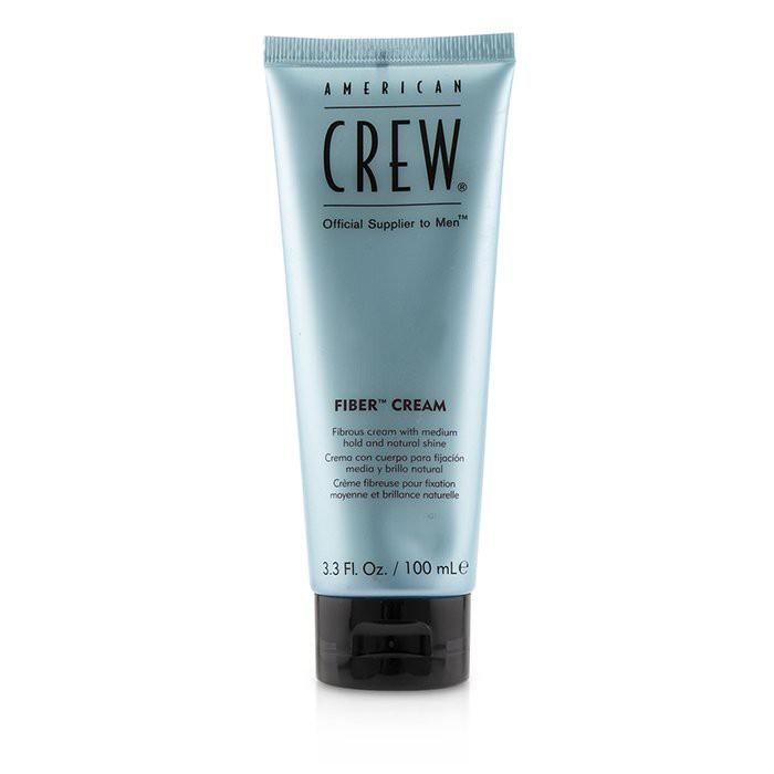 美國隊員 - 男士定型乳霜Men Fiber Cream Fibrous Cream(中等定型&自然亮澤)