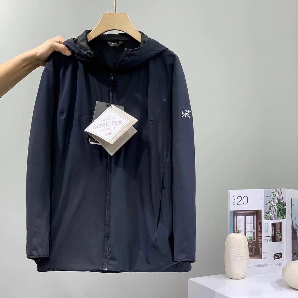 加拿大頂級戶外品牌Arc'Teryx始祖鳥solano Hoody防水GORE-TEX防風夾克