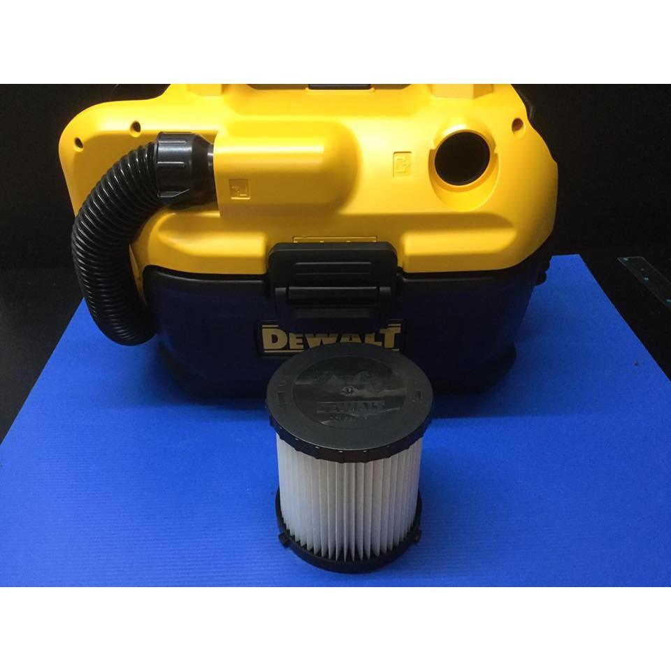 全新原廠 得偉 DEWALT DCV580 581 582 充電式乾溼兩用吸塵器專用濾心