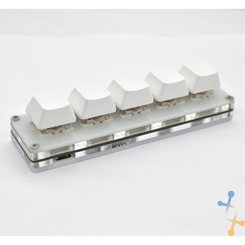 5鍵 機械鍵盤小鍵盤 osu鍵盤 音遊鍵盤(預購中)