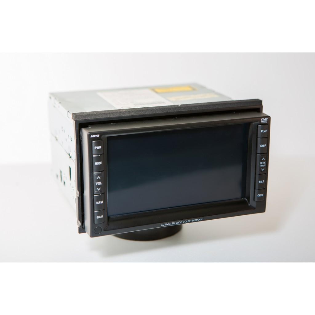 Panasonic 國際牌  7吋 DVD 觸控導航多媒體機  Panasonic 國際牌(2DIN通用型車載音響系統)