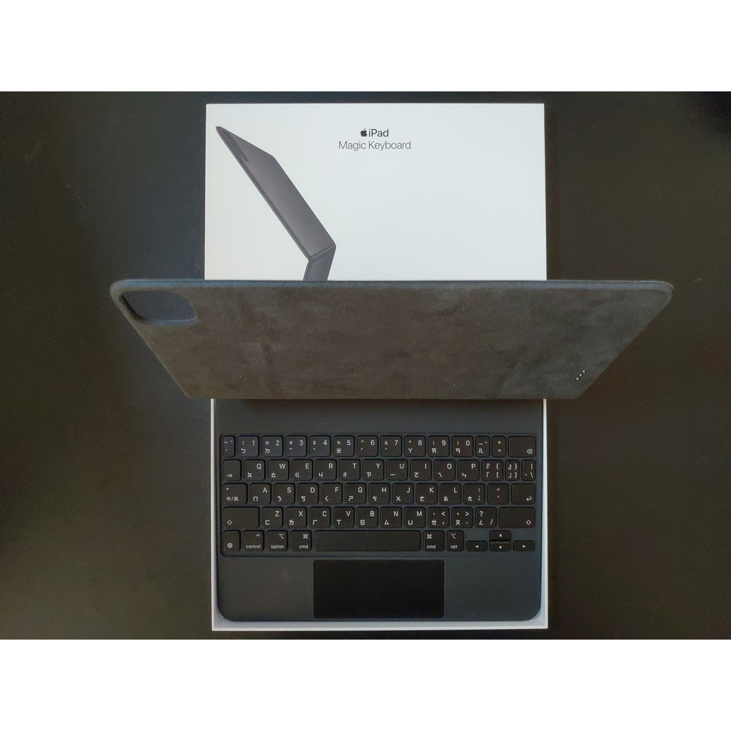 iPad 11 pro A2261 巧控鍵盤 (二手北市捷運線面交)