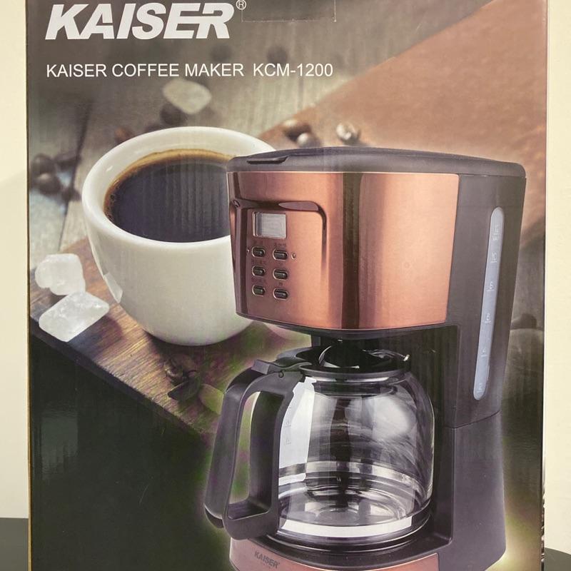 威寶美式咖啡機 (KCM-1200)