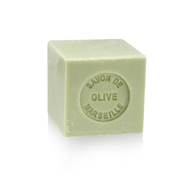 【法國 戴奧飛‧波登】方塊馬賽皂-橄欖油100g