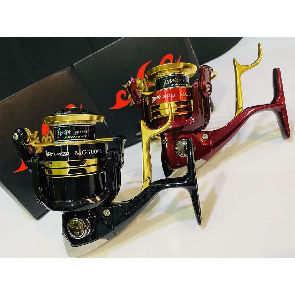 【 阿嬤釣具】翔羽 最新款第二代 手煞車 競技 MG3000LBX 捲線器 似larissa iso shimano