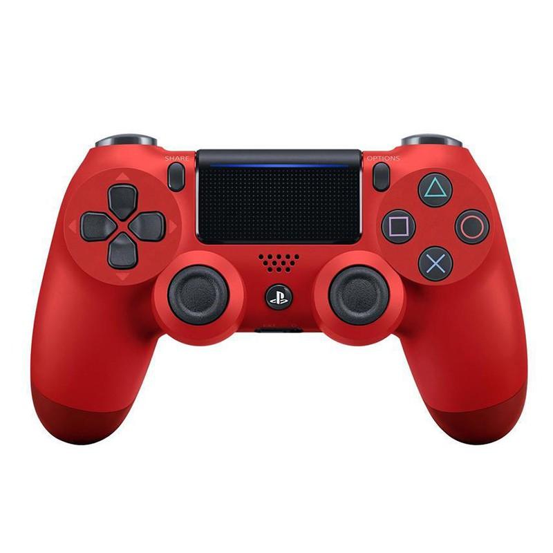 PS4 SONY原廠 【台灣公司貨】 新款無線控制器 無線手把 熔岩紅色 【CUH-ZCT2G】【員林雪風電玩】