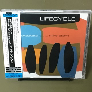 Yellowjackets featuring Mike Stern /  Lifecycle 進口專輯 嘉義縣