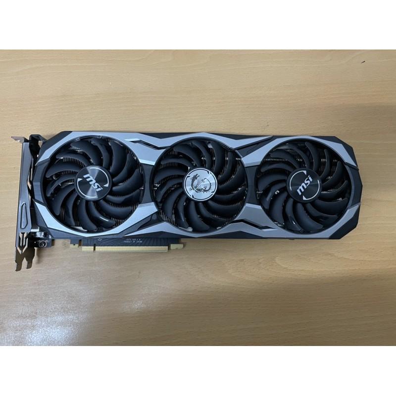 GeForce RTX 2070 DUKE 8G OCV1 顯示卡 二手
