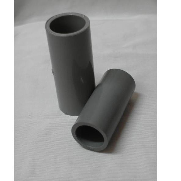 PVC接管 塑膠管彎接頭 水管接頭 6分直接頭 OS
