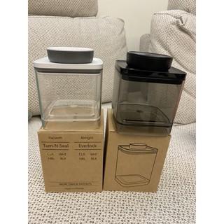 Ankomn Turn-n-seal 0.6L 真空保鮮盒 (保鮮罐 、咖啡豆保存、旋轉式真空罐)透明白 透明黑 新北市