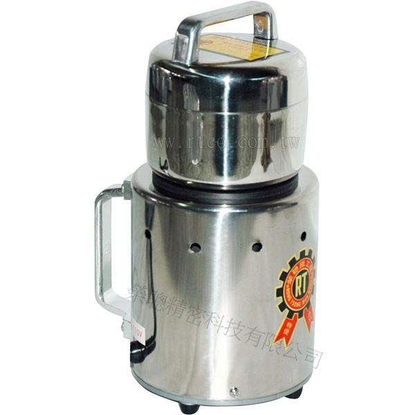 *機械五金批發*全新 台灣製造 RT-02A 2兩裝高速粉碎機 磨粉機
