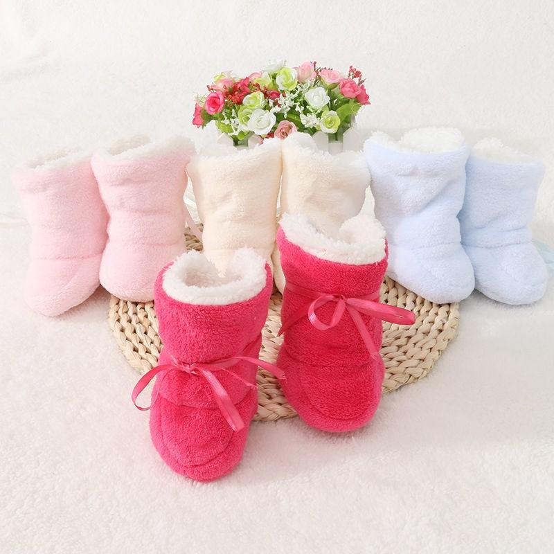 學步鞋嬰兒用品學步鞋軟底雙層加絨