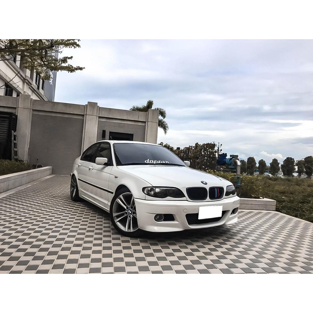 車況漂亮 歡迎現場賞車 試車 2002年 E46 318I M版