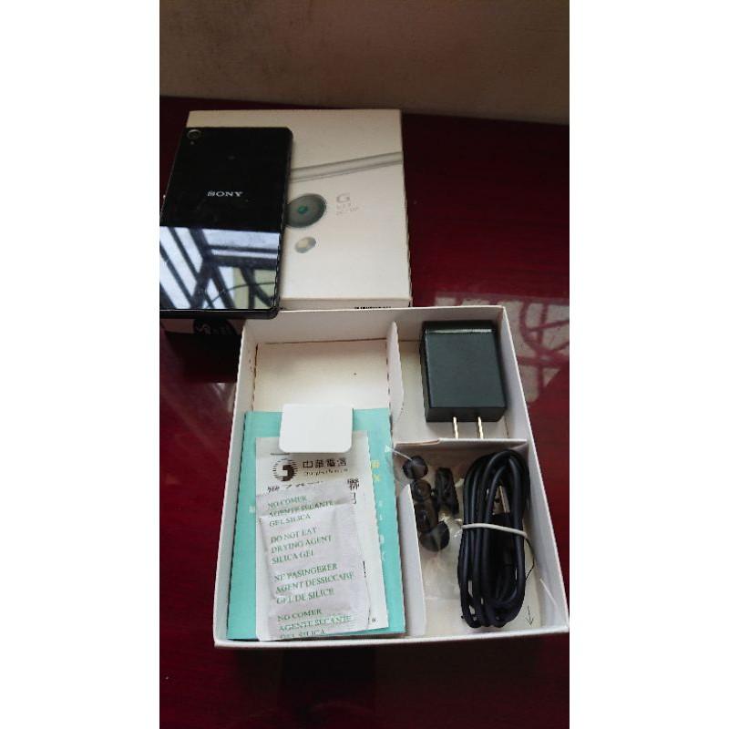 索尼Sony  Xperia  Z3 原廠附充電器及傳輸線組  原盒裝  傳輸線 充電線