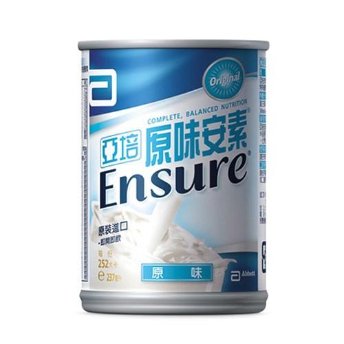 亞培 安素液 (原味) 1箱裝 (237ml x24入/箱)【新高橋藥妝】