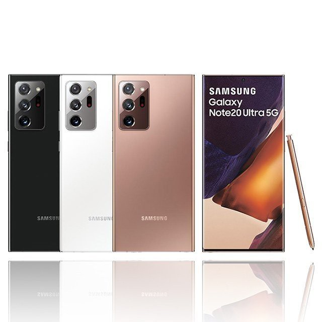 Samsung Galaxy Note 20 Ultra 5G (12G/256G)空機 全新未拆封 原廠公司貨