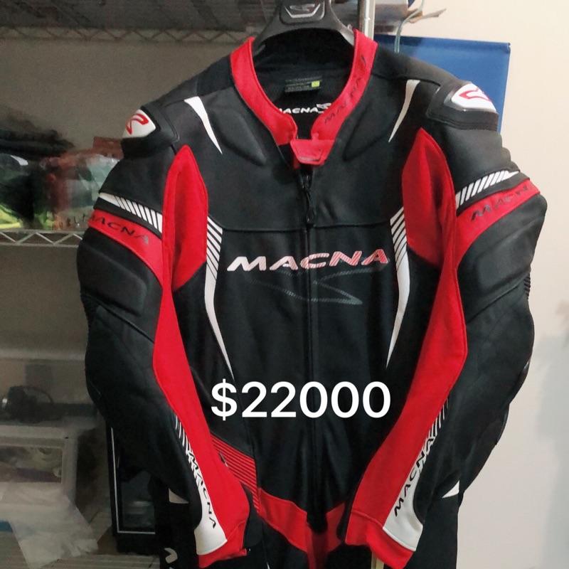 Macna Blast 1pc 頂級連身皮衣EU52