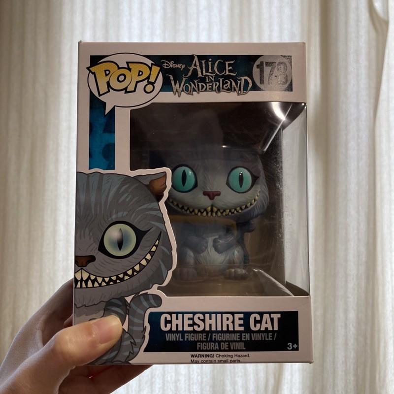 FUNKO POP 妙妙貓 電影版 ALICE CHESHIRE CAT