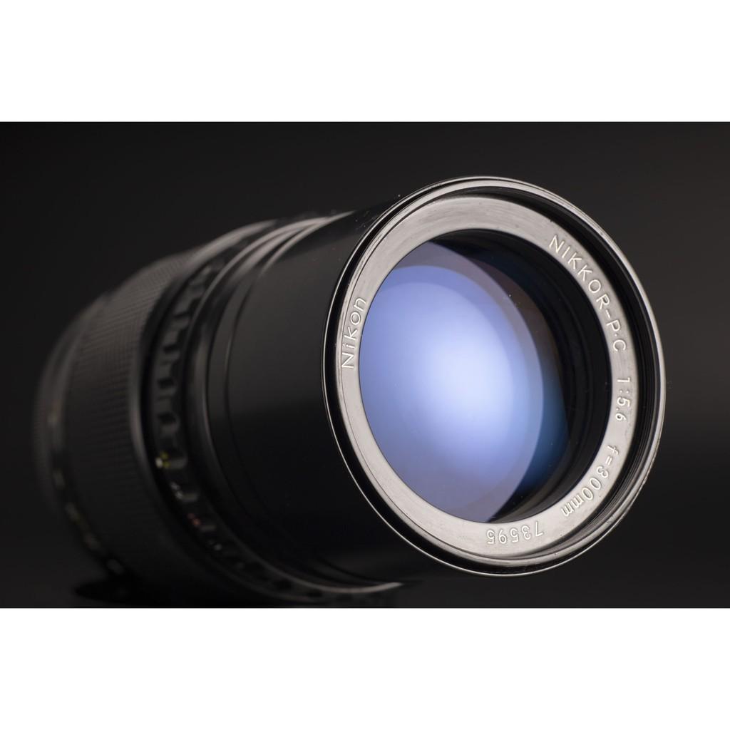 Bronica s2/ec 專用鏡頭  Nikkor-P.C 300MM /F5.6