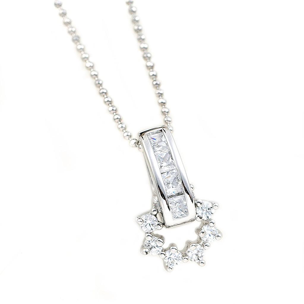 璀璨之星水鑽 項鍊 經典永恆 氣質百搭 時尚精品 艾豆 ND6507