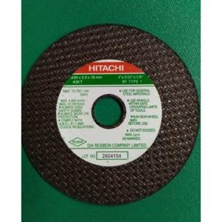 【日立 Hitachi】4吋 砂輪片砂輪 磨片 100x2x16 mm 新北市