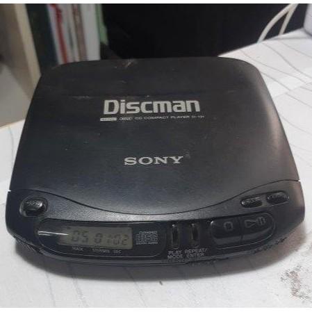 CD隨身聽 Sony Discman D-131 銘機