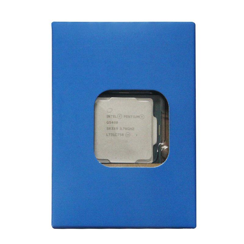 【新品 關注-50】G5400 八代雙核四線程3.7Ghz 散裝 LGA115114納米  外頻:200MHz qLv5
