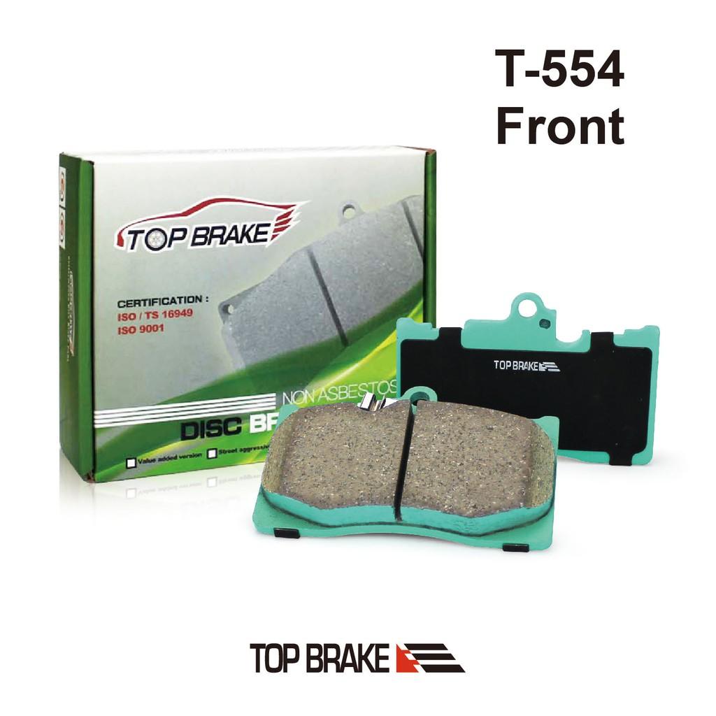 TOPBRAKE 凌志LEXUS GS350 GS450H IS200t 汽車前碟煞車來令片-特約店免安裝費 T-554