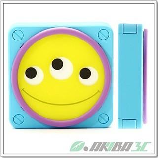 正品 86Hero 迪士尼 米奇 三眼怪 LED行動電源 隨身充電器 5000mAh 隨身電池 哆啦A夢 熊貓 高雄市