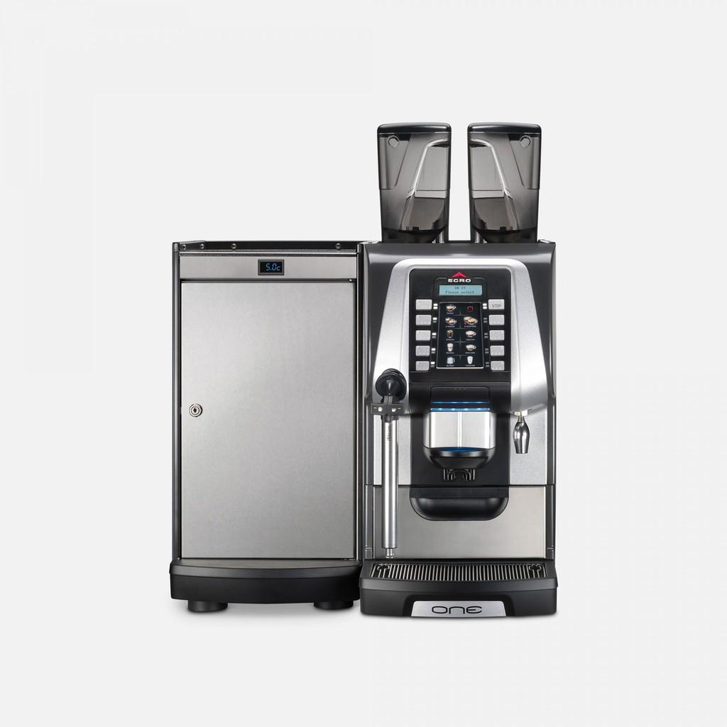 全自動營業用咖啡機  EGRO ONE Keypad Top Milk(二手)