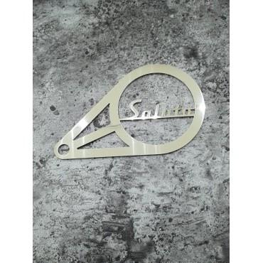 (阿斌精品二輪館)(SALUTO 改裝俱樂部) SUZUKI SALUTO125 專用稅牌